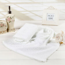 Quality Soft 100 Cotton Hotel Hand Towels White 1pc