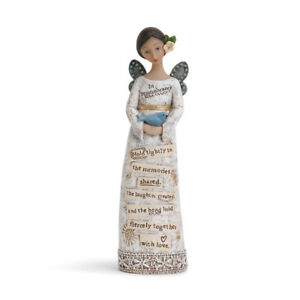 Kelly Rae Roberts Remembrance Angel Figure