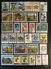 Italia / Italy Stamps Mixed Page - 1977 - 1979 X 31