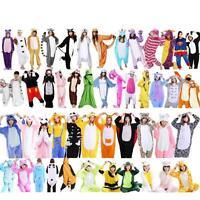 kids Adult Pajamas Kigurumi Cosplay Costume Animal Onesi Sleepwear  Halloween