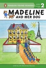Madeline and Her Dog (HC) (Penguin Young Readers, L2)-ExLibrary