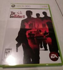 The Godfather Ii (Microsoft Xbox 360, 2009) Pre-owned