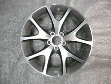 "VAUXHALL CORSA D 18"" VXR ALLOY WHEEL IN ANTHRACITE NEW"