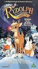 Rudolph The Red-Nosed Reindeer - The Movie (VHS, 2002)