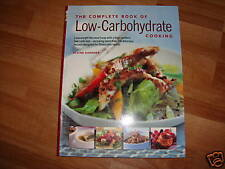 Complete Book of Low Carbohydrate Cooking carbs counting