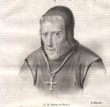 1847 P.D.Ottavio de Fraja litografia da emporio pittoresco