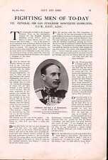 1915 WWI ~ GENERAL Sir IAN STANDISH MONTEITH HAMILTON Biog CIC BEF DARDANELLES