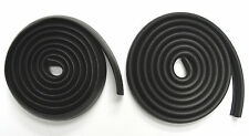 1934-1938 Chrysler Desoto Door Weatherstripping Rubber Kit for 2 Door Cars