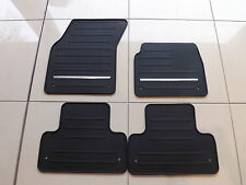 Genuine Range Rover Evoque 13MY Black Rubber Mats Set (LR045096)