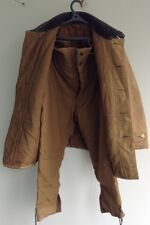 Russian  soviet army winter uniform military pants jacket warm afganka Russia