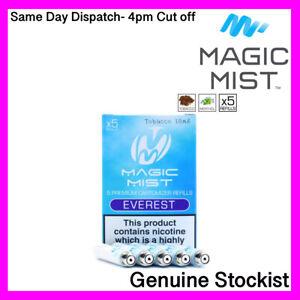 Magic Mist Compatible Cartomizer Refills | Vapestick Cartridge Refill (5pk)