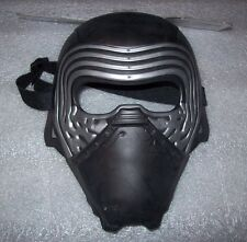 DISNEY STAR WARS THE FORCE AWAKENS KYLO REN MASK NO SIZE-AGES 5 UP NEW W/TAGS