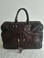 Damen Herren große Leder Reisetasche by travelite  Clubmaster ECHTES LEDER
