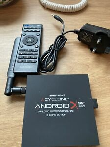 Sumvision CYCLONE X912 PRO-2GB - Cyclone X912 Pro Android Tv Box Media Player