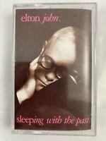 ELTON JOHN SLEEPING WITH THE PAST CASSETTE TAPE