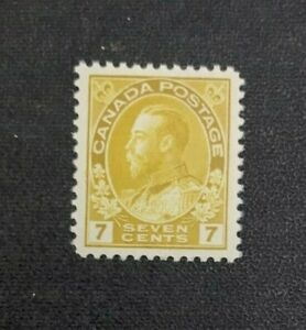 Canada Stamp #113 Mint Never Hinged