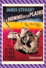 Carte Postale Affiche de Film - L'HOMME DE LA PLAINE