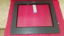 IBM ELO E754174 REV b SCN-CT-FLT12.1-OT6-019-L-R TOUCH SCREEN GLASS 4840-543