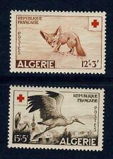 Algerian Scott B88 - B89 Animals Birds