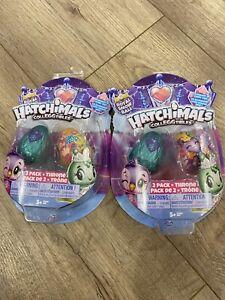 Hatchimals Colleggtibles - Royal Snow Ball Collection Bundle 2x2 Toys