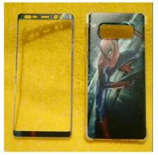 SAMSUNG Note 8 2in1 Shock Proof Case With Design - SPIDERMAN