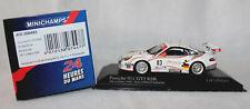 """Minichamps 1/43 Scale Porsche 911 Gt3 Rsr, #83, """"Maldives"""", 24H of Le Mans 2006"""