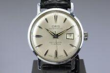 Oris Watch Co. Swiss Orologio Waterproof Anti-Shock Swiss Made 1970s