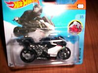 DUCATI 1199 PANIGALE NERA- HOT WHEELS - SCALA 1/55