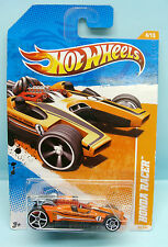 2189 HOT WHEELS / CARTE US / TRACK STARS 2011 / HONDA RACER 1/64