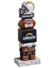 Los Angeles Chargers Tiki Tiki Totem Statue Figurine NFL Football Mascot