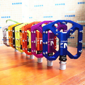 ENZO MTB Road Bike 3 sealed Bearing Pedals Mountain Bicycle Flat-Platform Pedal
