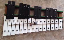 XYLOPHONE-RHYTHM BAND INCORPORATED WITH CLASSIC CARRYING CASE-VINTAGE-NICE