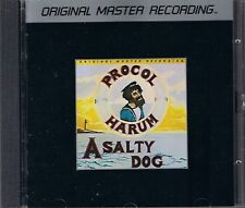 Procol Harum A Salty Dog MFSL SILVER (ALU) CD mfcd 823