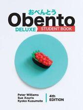Obento Deluxe Student Book by Peter Williams, Kyoko Kusumoto, Sue Xouris...