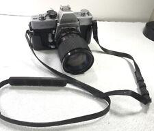 Minolta Srt 101 35mm Slr Film Camera (W)