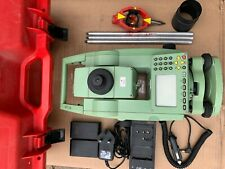 LEICA TCRA705 POWER R100 TOTAL STATION , FOR SURVEYING