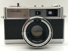 Serviced & CLA'd Minolta Hi-Matic 7S 35mm Rangefinder Film Camera - EXC Cond'n!