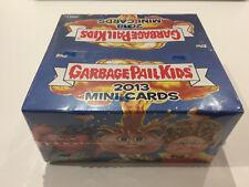 2013 USA Garbage Pail Kids Brand New Series Mini Cards FULL SEALED Box PKG001452