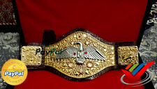 WWWF HEAVYWEIGHT CHAMPIONSHIP PEDRO MORALAS BELT. (Select To Get)