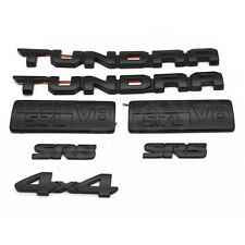 2014-2020 TOYOTA TUNDRA BLACKOUT EMBLEMS Replacement KIT OEM PT948-34181-02