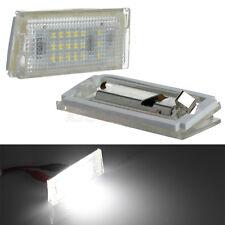 2pcs CANBUS License Plate Light 18 LED For BMW Mini Cooper R50 R52 R53 YWL