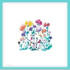 "IKEA Art Print""BILD""Poster WaterColor Flowers Summer Meadow Spring Bloom Floral"