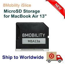 "Micro SD SSD Memory Card Storage Adapter for Apple MacBook Air 13"" A1369 A1466"