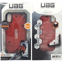 NEW UAG Urban Armor Gear Plasma Series for Iphone X 10 Case Magma