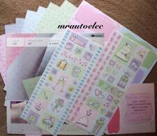 Wedding Pink Scrapbooking & Card Kits