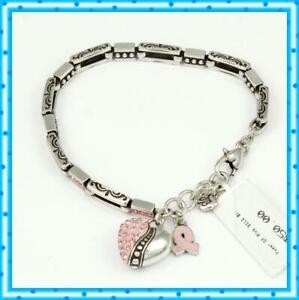 Brighton POWER OF PINK Bracelet 2012 $50