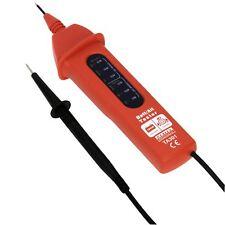 Sealey TA301 Automotive Battery & Alternator Voltage Tester 6 LED Display