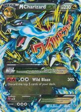 NEW M Mega Charizard – XY Flashfire Pokemon Card – Rare Holo 69 106