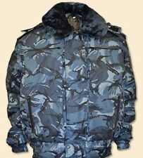 """RUSSIAN DEPARTMENT OF CORRECTIONS FSIN WINTER JACKET CAMO """"GREY KUKLA"""" ALL SIZES"""