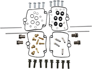 New All Balls Carburetor Carb Rebuild Kit For The 1991-1993 Suzuki GSX 1100G